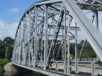 البناء الصلب في الجسور