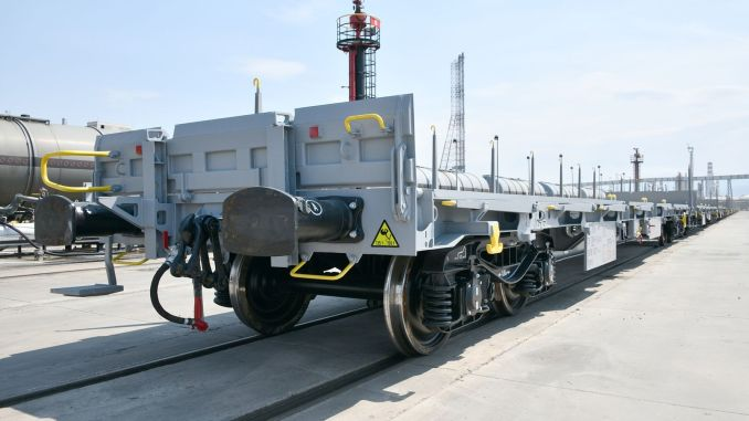 Bay Transportation will enrich its product transportation range with the investment of new wagons