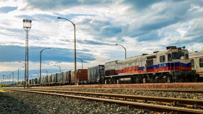 TRANSPORT load malatya railway zone in turkiyede