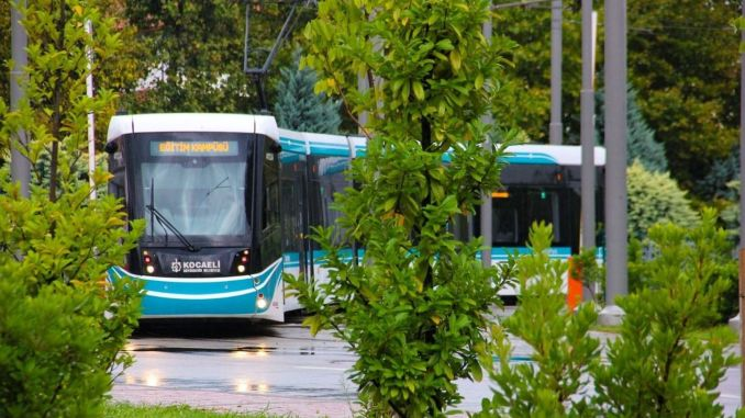 deputy asked about tarhan Kocaeli City Hospital tram tender