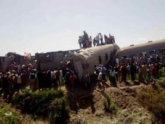 The mechanic and his assistant were not on duty in the egypt train accident