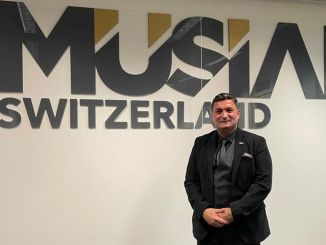 ahmet erbil was the head of musiad switzerland branch