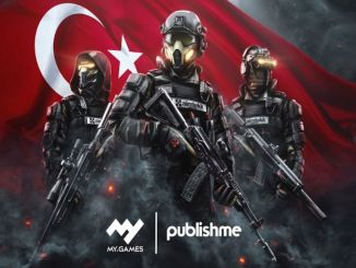 my games publisher name and re-union with Warface turkiyede