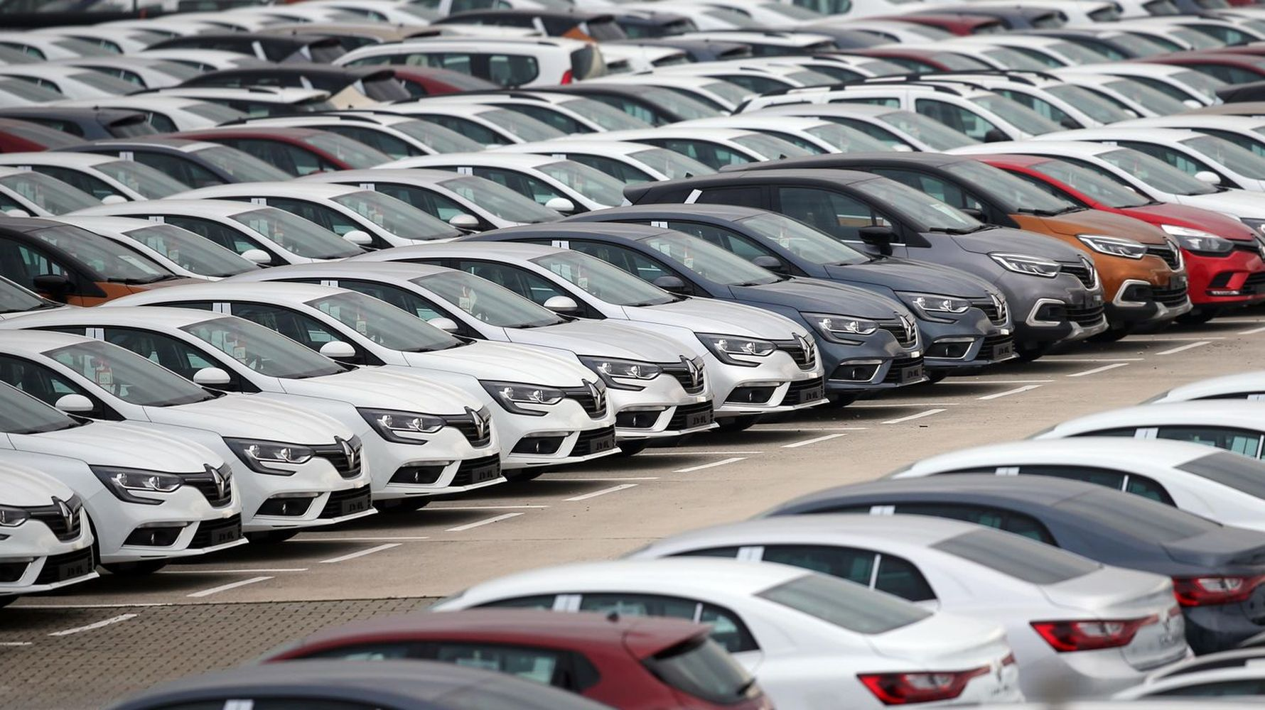automotive industry association announces first quarter data of the year