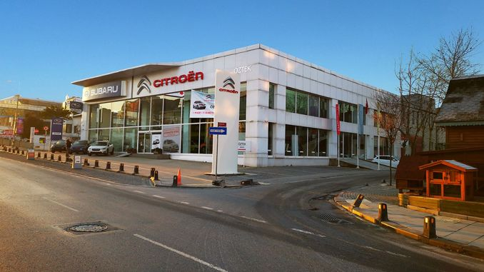 cekmekoye citroen and subaru investment from oztek automotive
