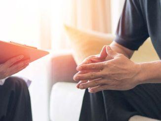 Den definitive diagnosen prostatakreft kan stilles ved prostatabiopsi.