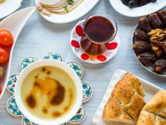 Puff punkty sahur i iftar dla zdrowego Ramadanu