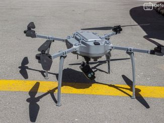 serce multi-rotor unmanned flying system