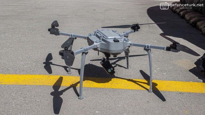 vairāku rotoru bezpilota lidošanas sistēma