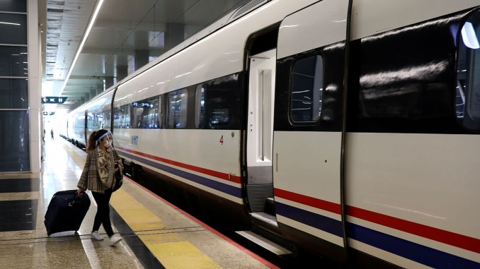 Will fast train services continue or tickets will be valid during the travel ban?