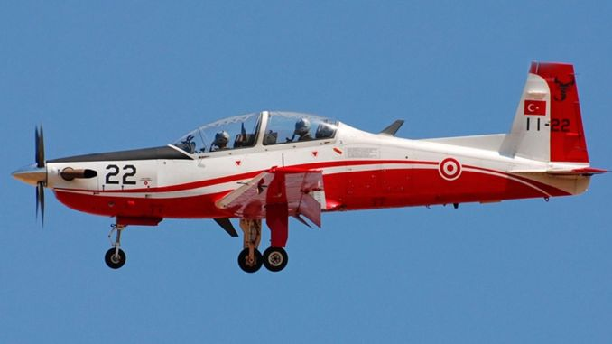military aircraft falling pilot was rescued right in izmir at the last minute