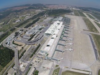 Tav airports served million passengers in the first quarter of the year