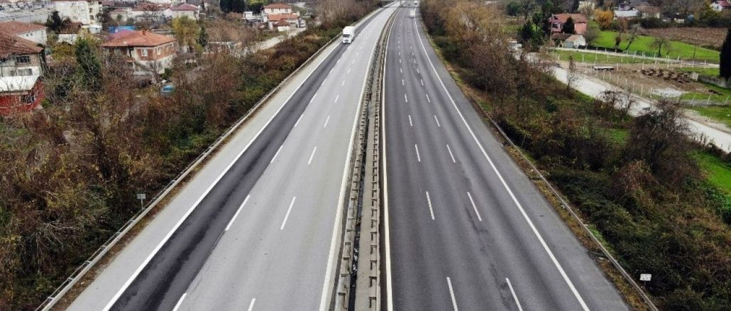 Urgent expropriation decision for tem highway passengers tolls