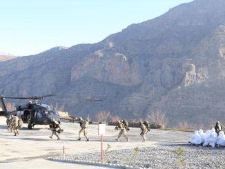 Forår-sommer-operationer startede for terrororganisationen