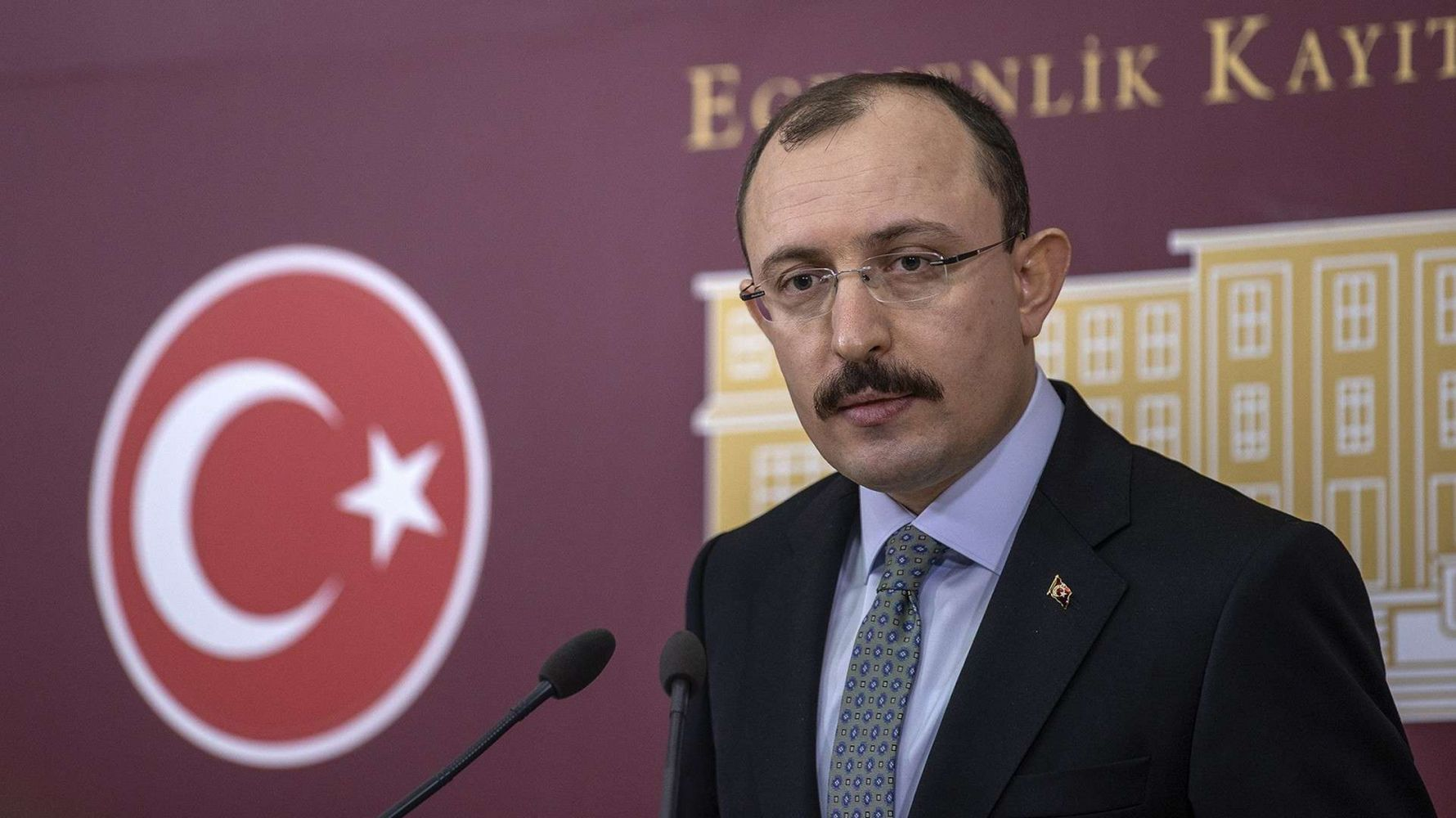 Who is Mehmet Mus appointed as Minister of Commerce