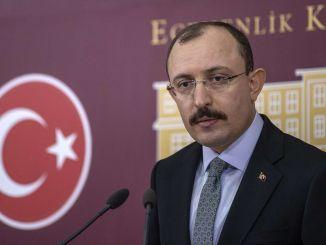 ¿Quién es Mehmet Mus designado como Ministro de Comercio?