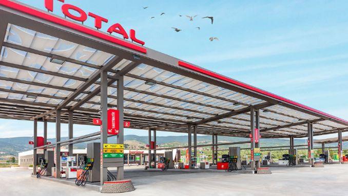 Did yakitmatik total oil station serves the entire turkiyede