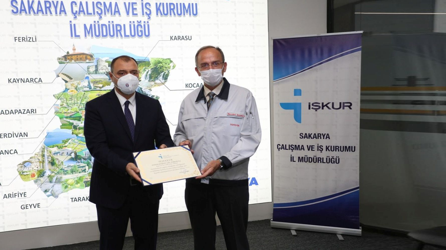 Toyota Iskurdan requested a thousand-person workforce