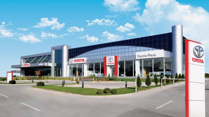 toyota plaza alj ankara among the best dealers in europe