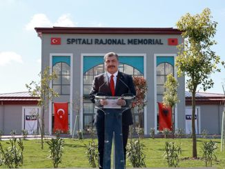 ALBANIA turkey was fior friendship hospital emergency services