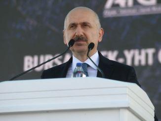 وقال تركيا سوف تمتلك الشياطين حركة تجارية في أوروبا أن المبلغ السنوي مليار