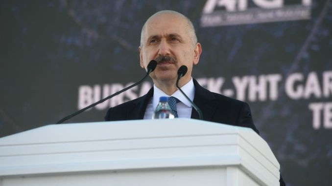 turkey will own demons commercial traffic in Europe said that the annual amount billion