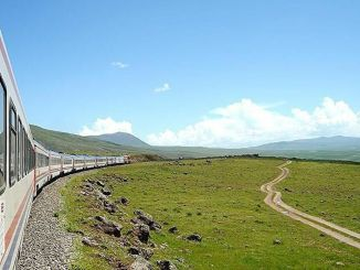The first bed luxury train turkiyenin kapadokya express road is cikiyor