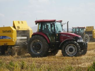 Turktraktor has created a special dealer for large balers