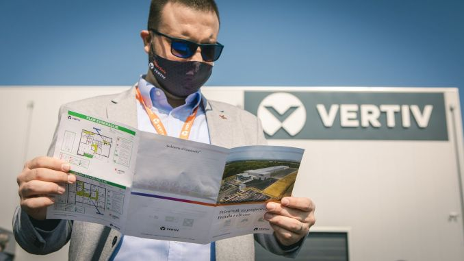 Vertiv opens new factory in croatia with an investment of million euros