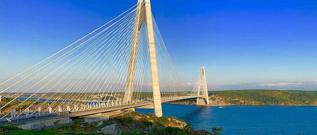 procent mostu Yavuz Sultan Selim jest sprzedawany