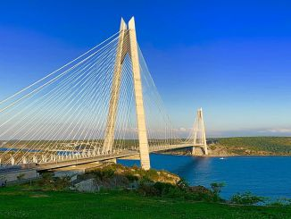 percent of yavuz sultan selim bridge is sold