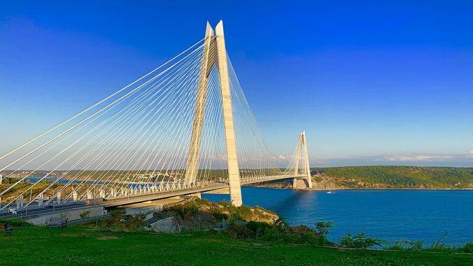 percent of yavuz sultan selim bridge is sold