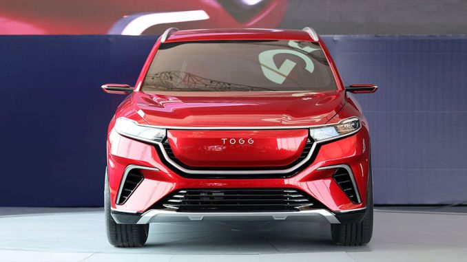 domestic automobile togg will come to the market with a percentage of local