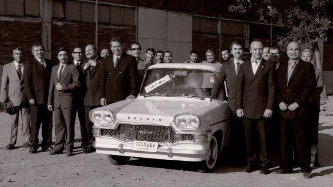 Revolutionary Cars Movie