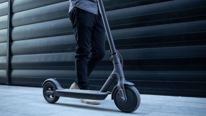 Samsun Buyuksehir Is Preparing To Offer Electric Scooter Service
