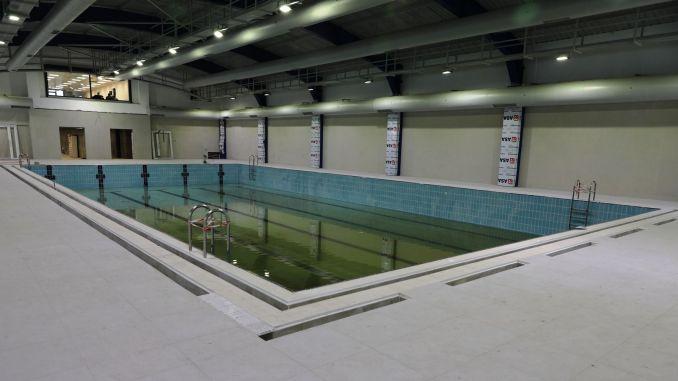 when will the beyoglu swimming pool be opened