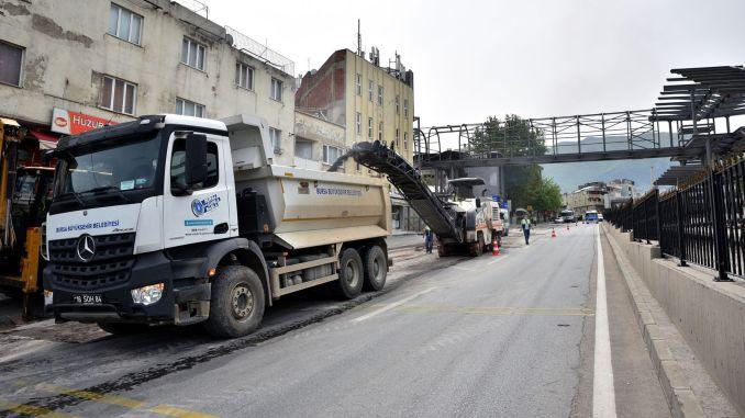 A Bursa záró időszakában nem tesz engedményt szállítási beruházásokból