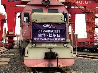 ceva logistics cinden avrupaya giden karayolu ve demiryolu hizmetlerini genisletiyor