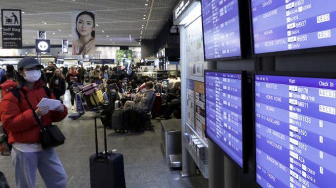 Cin canceló el vuelo desde el extranjero debido a covid