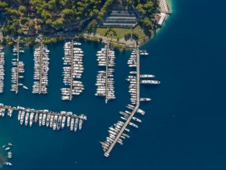 Zuordnung auf höchster Ebene zum Meeresmanagement