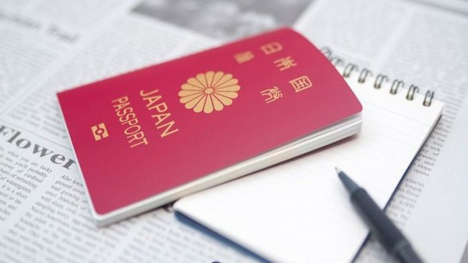 The world's strongest passports have been announced