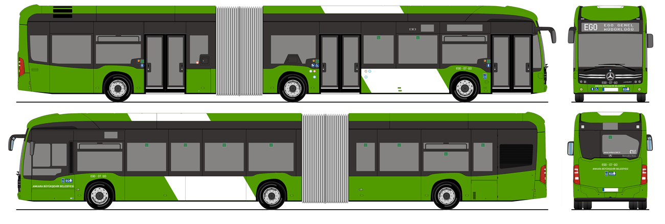 ego seeks advice from citizens for the color and design of new buses