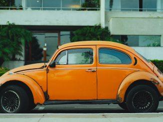 vieux vosvos orange