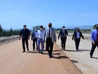 Eskisehir erreichte die letzte Etappe auf dem Weg zur Verbindung der Entwicklungszone mit osb