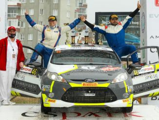 Fiesta rally cup excitement was at its peak in esok rally