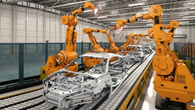 labeling automation benefits the automotive industry