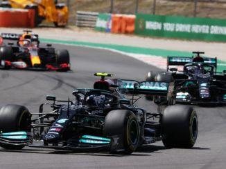 ルイス・ハミルトンがポルトガルGPで優勝
