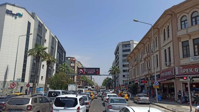 fevzipasa boulevard closes to traffic on weekend restrictions