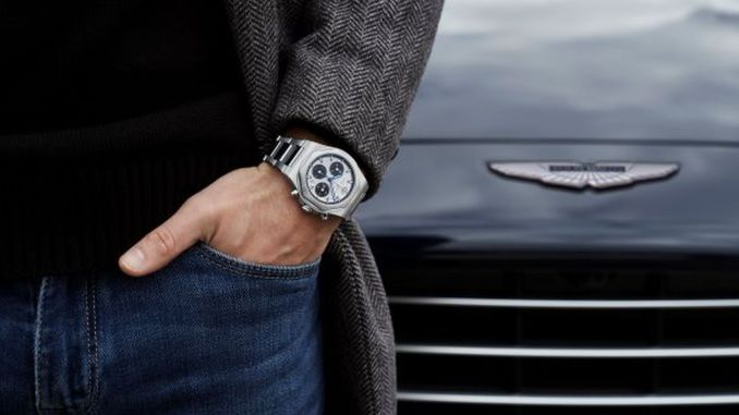 first hour of girard perregaux and aston martin cooperation will be on sale this year