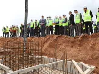 gok Yapi gokrail sivas laid the foundation of the domestic wagon facility